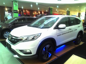 all new honda crv 2.4 baru