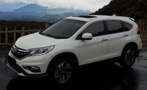 all new honda crv prestige