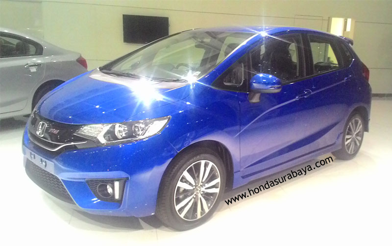 all new honda jazz rs