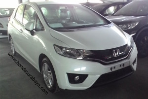 all new honda jazz tipe A