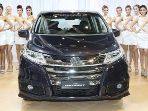 honda all new odyssey terbaru
