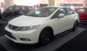 new honda civic terbaru