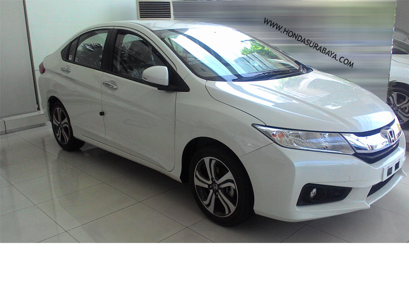all new honda city tipe es