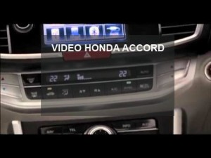 video honda accord