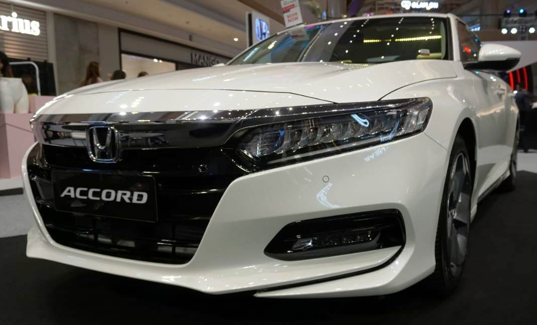 honda accord turbo
