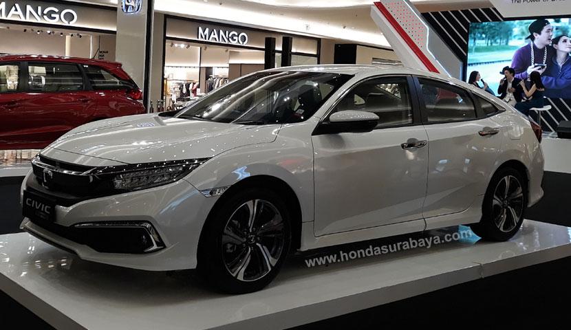 Honda Civic Turbo Sedan