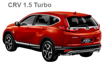 Honda CRV tipe 1.5 Turbo