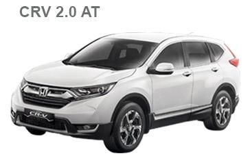 Honda CRV tipe 2.0AT